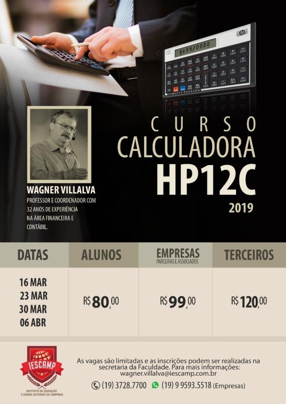 CURSO HP 12C COM FOCO EMPRESARIAL